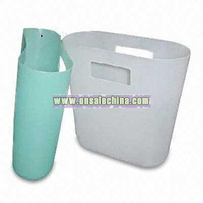 Plastic Shopping/ Beach Basket Bags