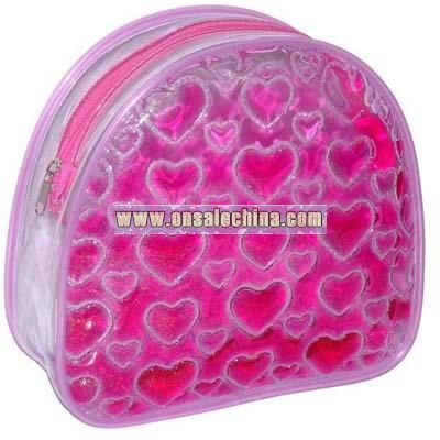 Liquid PVC Cosmetic Bag