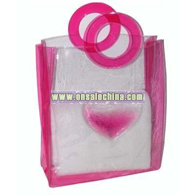 Liquid hand bag