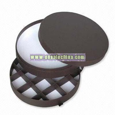 Round Chocolate Box Chocolate Box