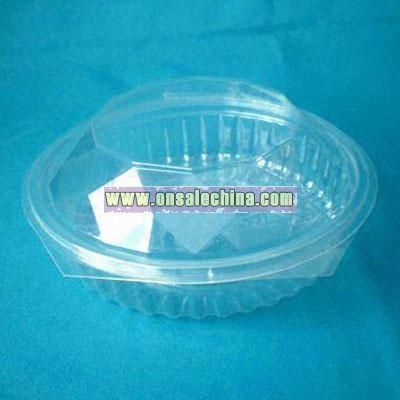 Disposable PET Cake Box