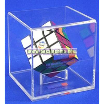 Cube Display Case