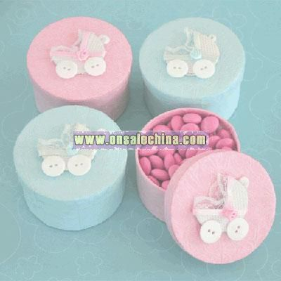 Handmade Baby Carriage Boxes