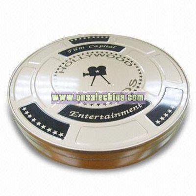 Food Grade Cookie Tin Box
