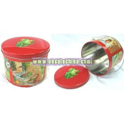 Tin Food Can