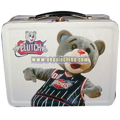Imported Medium Nostalgic Style Lunch Box