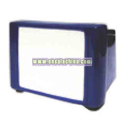 Wide screen TV shape keeper