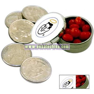 Miniature tin mints
