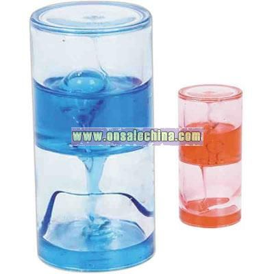 Water ooze timer