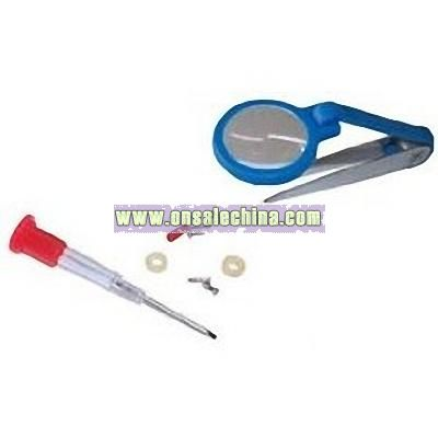 Eyeglass Repair Kit Hinge : Eyeglass Repair Kit Wholesale China Osc Wholesale