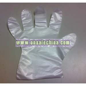 HDPE Gloves, Antistatic