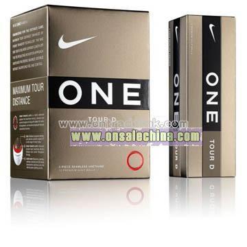 Nike One Tour D Golf Balls