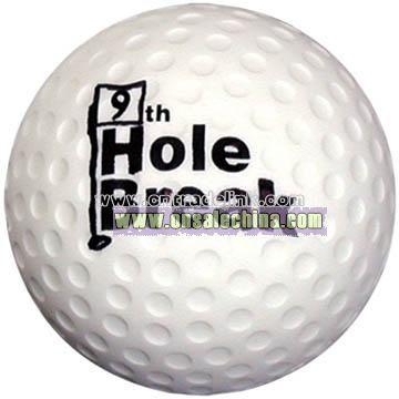 Golf Ball Sport Stress Relievers