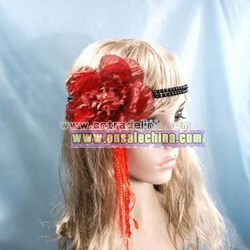 Fashion Flower Hairband