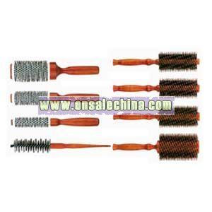 Oak Hair Brushes