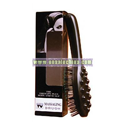Vibrating Massaging Hair Brush