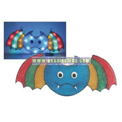LED EVA Motif Light-Halloween Bat