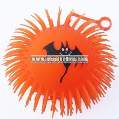 6 '' Halloween puffer ball
