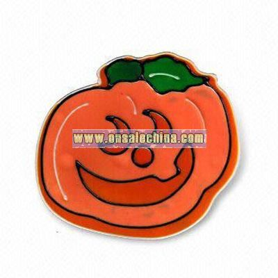 Gel Halloween Sticker