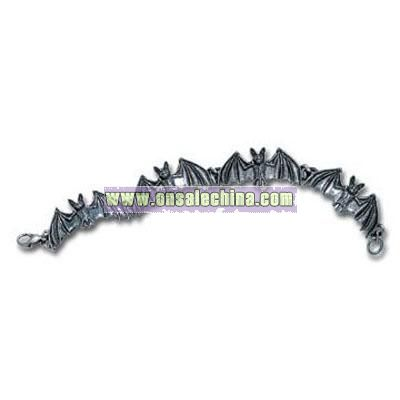 Bat Chain - Alchemy Gothic Bracelet