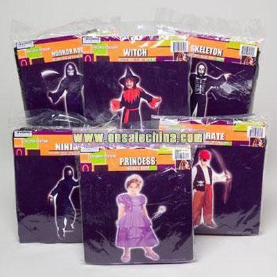 Halloween Costume Sets-Nonwoven