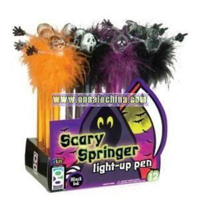Scary Springer Light Up Pen
