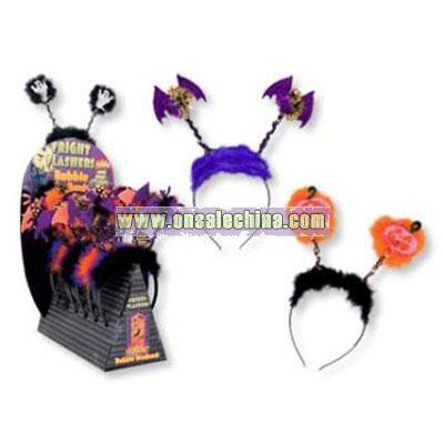Fright Flashers Bobble Headband