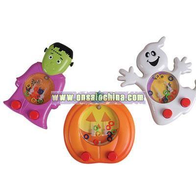 Halloween Water Game