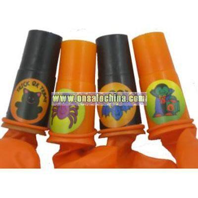 Halloween Balloon Whistles