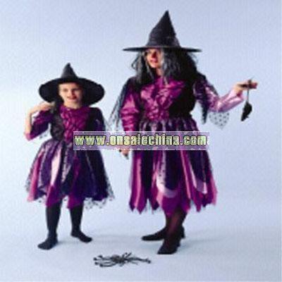 Polyester Halloween Costume
