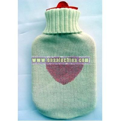1000ml Knitting warp hot water bag