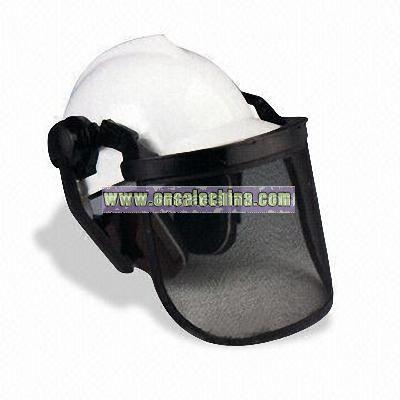 Lightweight Face Shield and Headgear