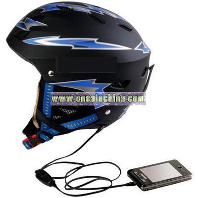 Ski Helmet with Speakers