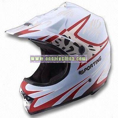 Off-Road Motorcycle Helmet