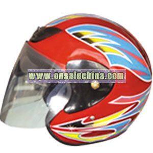 CE Open Face Helmet