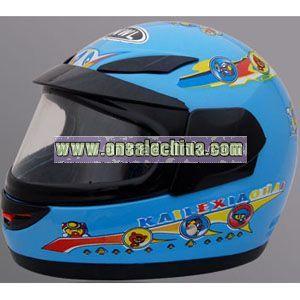 Child Use Helmet