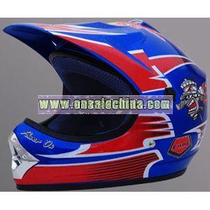 DOT Approved Kid Motocross Helmet