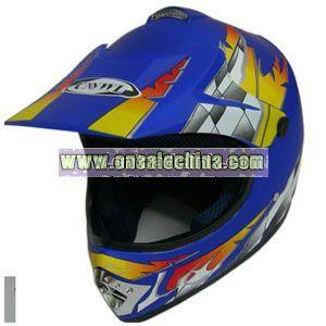 DOT kid ATV helmet