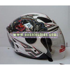 Ece Approval Jet Helmet