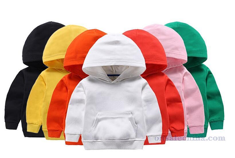 Childern's hoodies