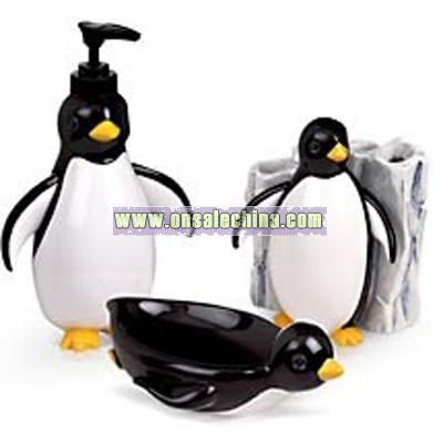 Penguin Bathroom Decor Dream Bathrooms Ideas