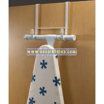 Overdoor Ironing Board Holder