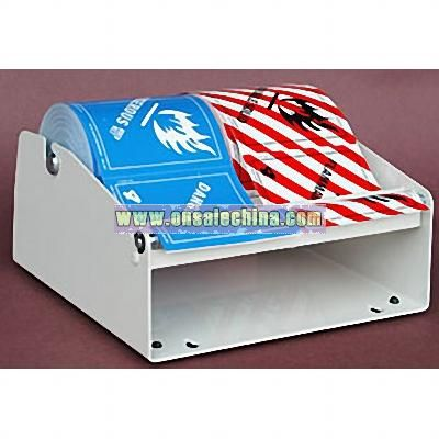 Manual Label Dispenser 8.5