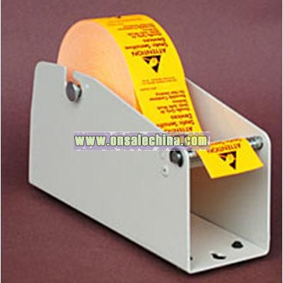 Manual Label Dispenser