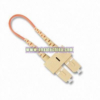 Fiber Optic Loop Back Cable