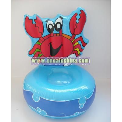 Inflatable Crab Sofa
