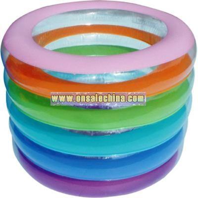 5-Ring Round Pool