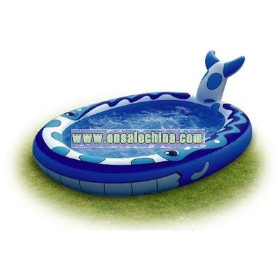 Inflatable Fish Pool