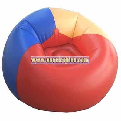 Two-Folding Sofa Inflatable Beach Balls