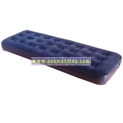 Inflatable Singel Flock Bed